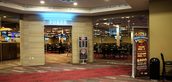 WinStar's New Poker Room is Ready for Action