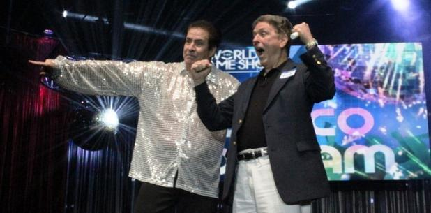 The World's Game Show: Stayin' Alive!