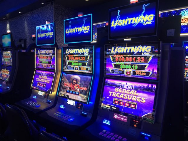 Lightning Link Lounge powered by Casino 360˚