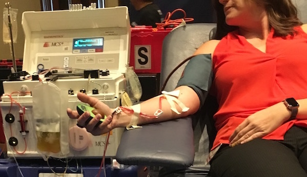 WinStar Employees Give Blood to Save Lives