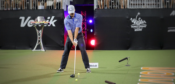 Experience the Volvik World Long Drive Championship like a VIP!