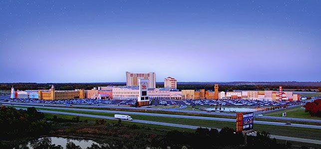 WinStar World Casino: A History