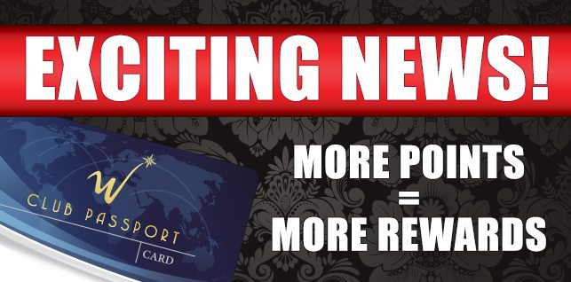 New Coin-to-Point system is a win-win for Club Passport members!