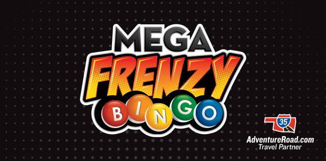 Mega Frenzy Bingo is at WinStar!