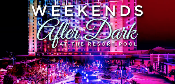 Weekends After Dark is Heating Up Early