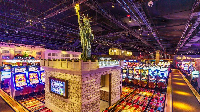 New York Gaming Plaza