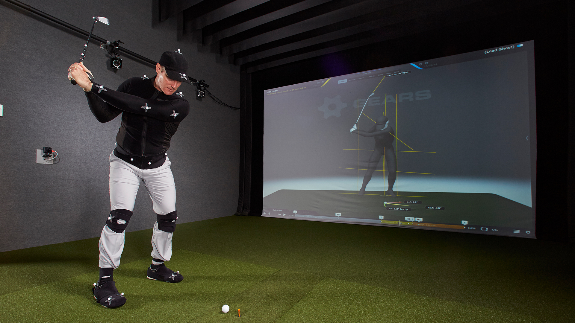 Tee It Up All Winter Long at the WinStar Golf Academy
