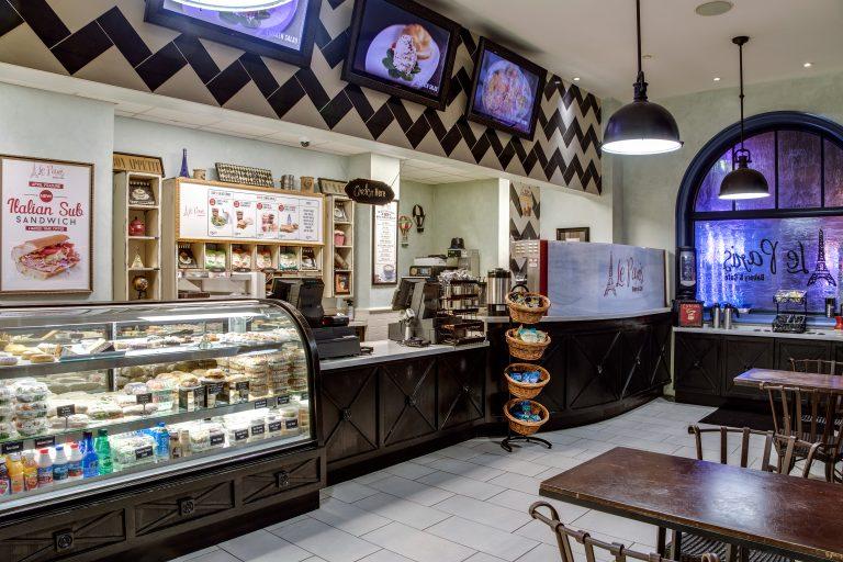 Le Paris Bakery & Café