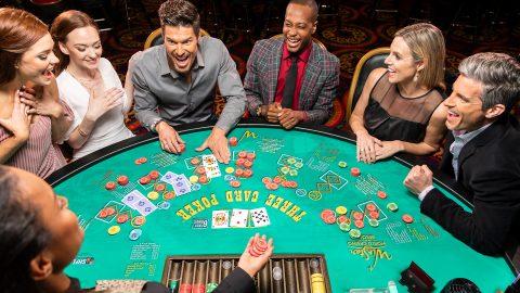 3-Card Poker