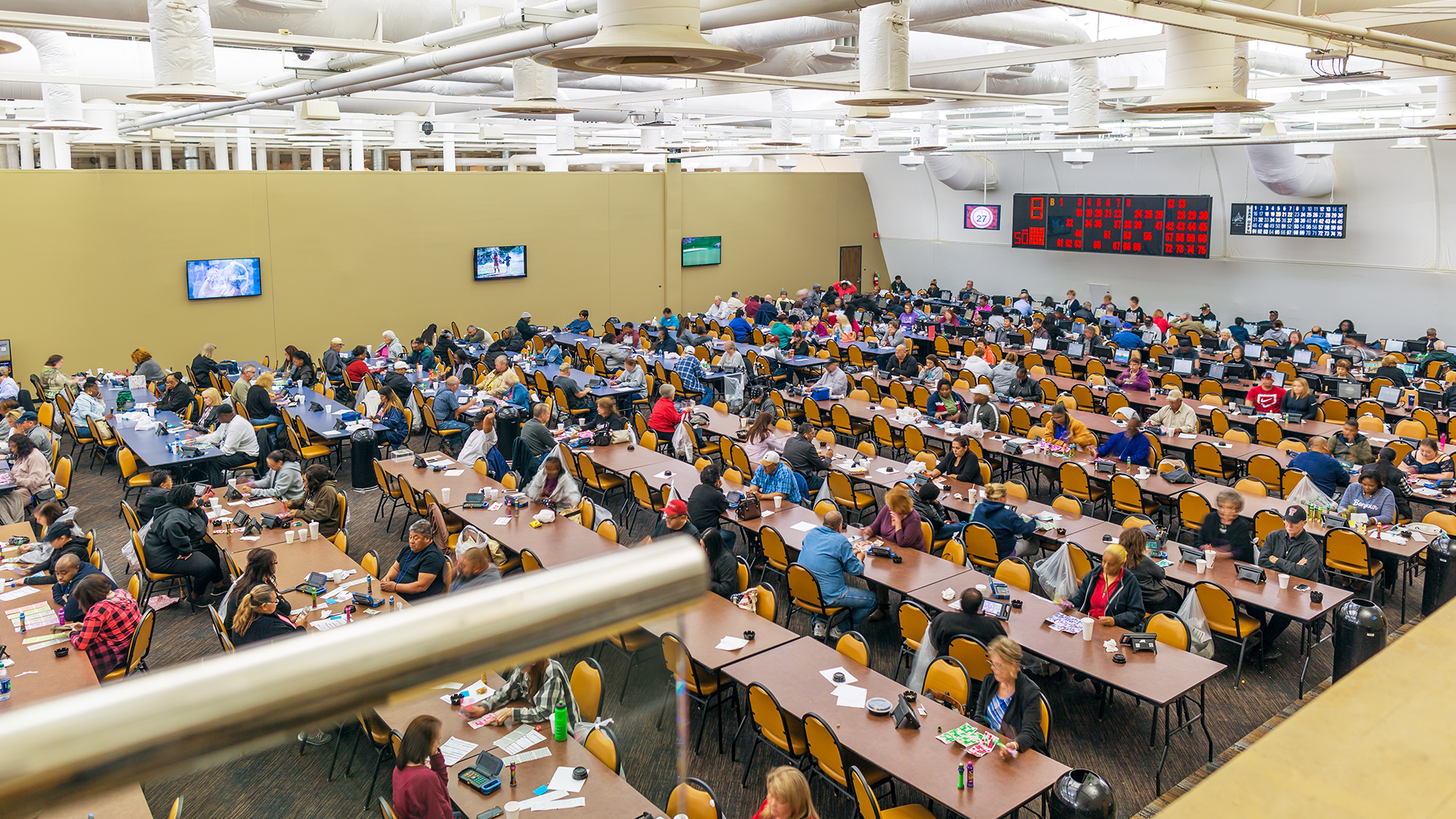 Bingo at winstar casino casino cruise west coast florida