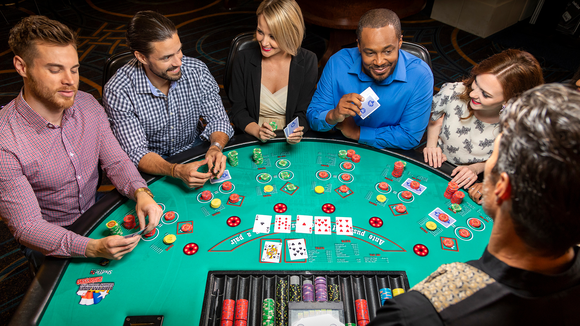 Ultimate Texas Holdem Online Spielen