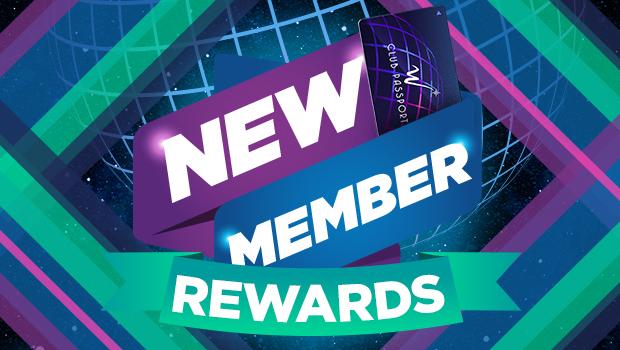 New Member Rewards – WinStar