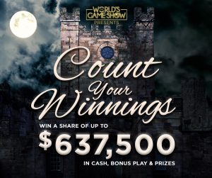 The World's Game Show: Count Your Winnings