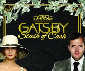The World's Game Show: Gatsby Stash of Cash