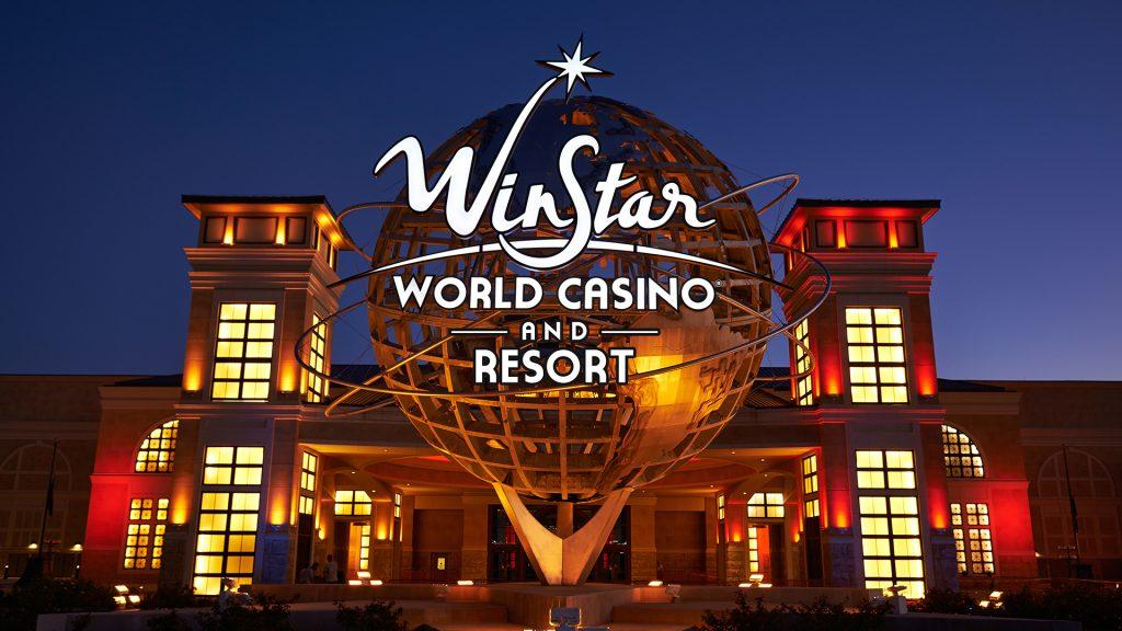 Casinos In Missouri Map.Winstar World Casino And Resort