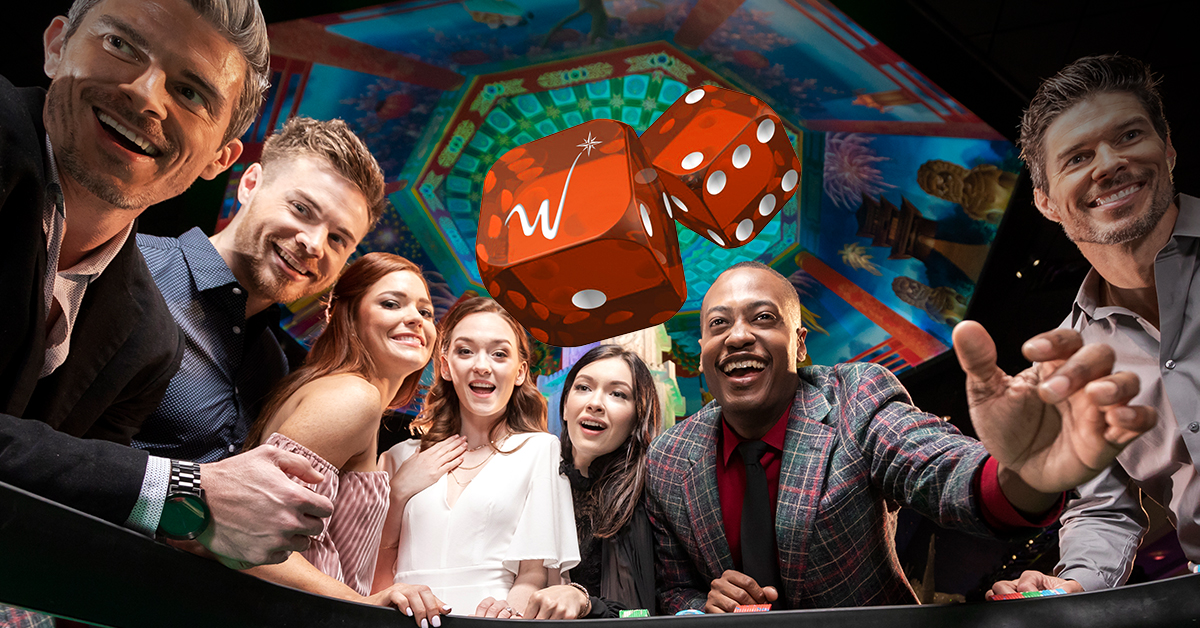 How to Play All-New Craps at WinStar