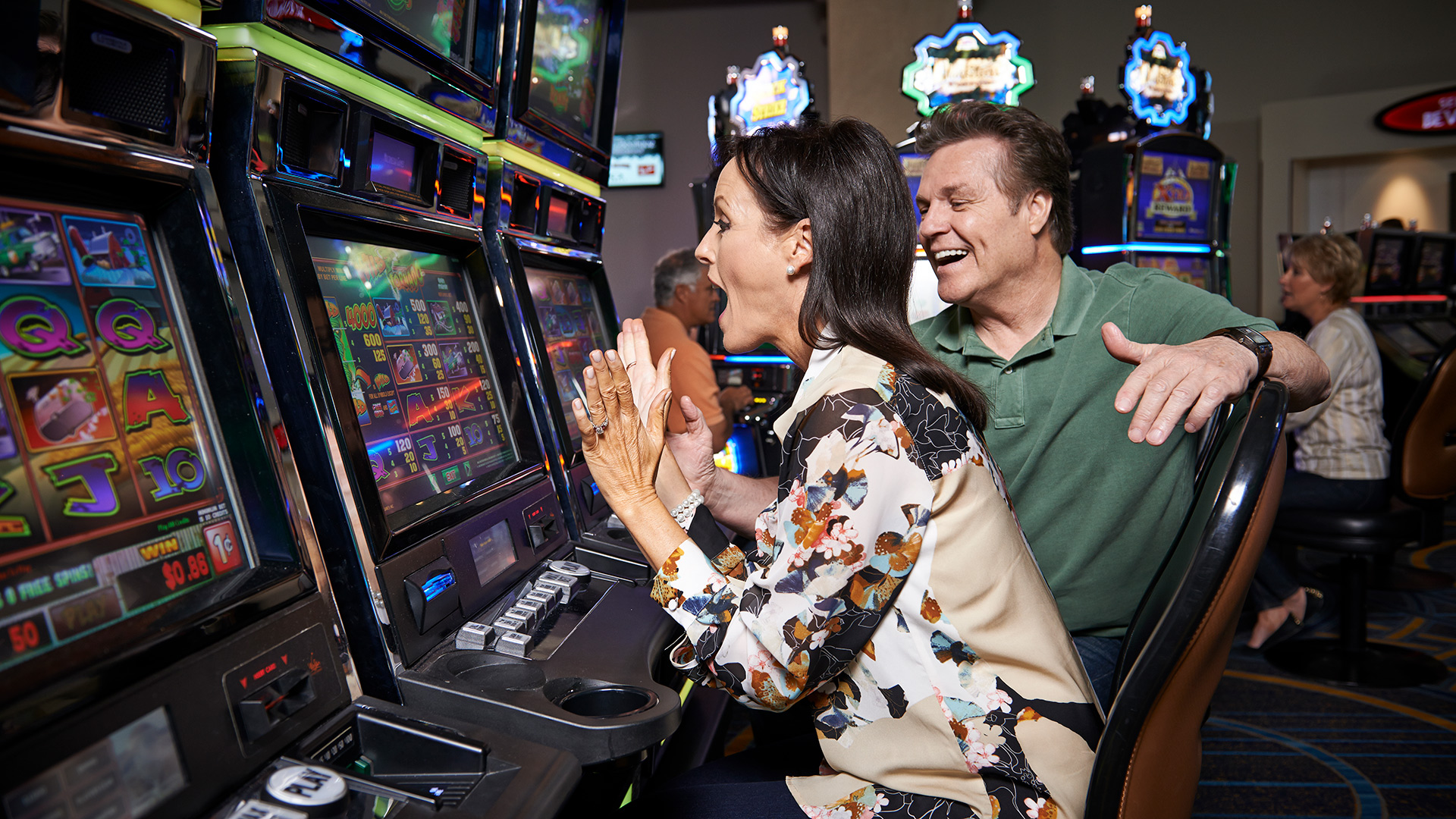 Hit the Jackpot at WinStar World Casino and Resort