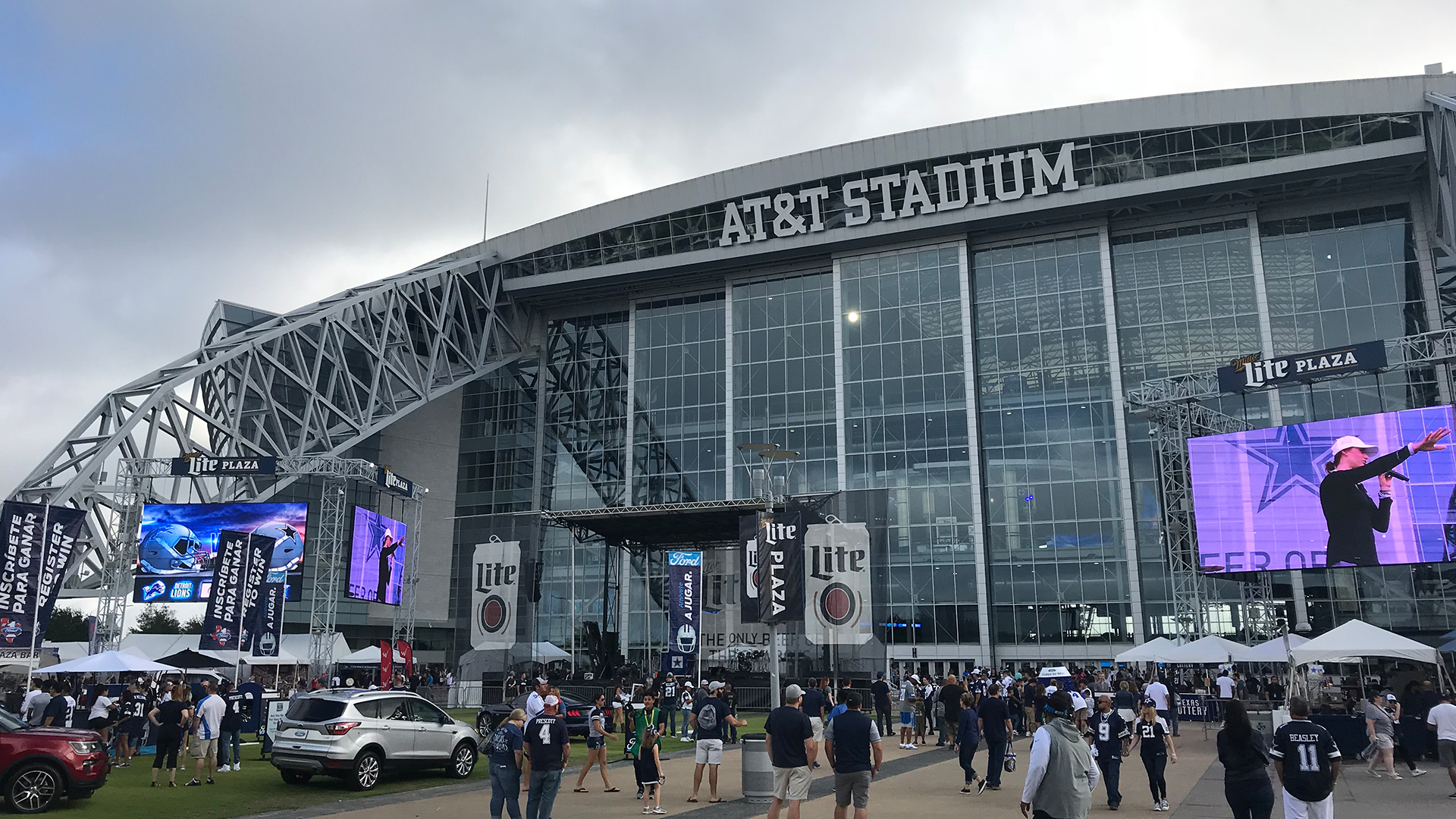 Our Guide to AT&T Stadium